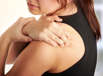 Arthritis of the shoulder joint