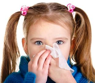 Trẻ bị viêm xoang và cách chữa bệnh